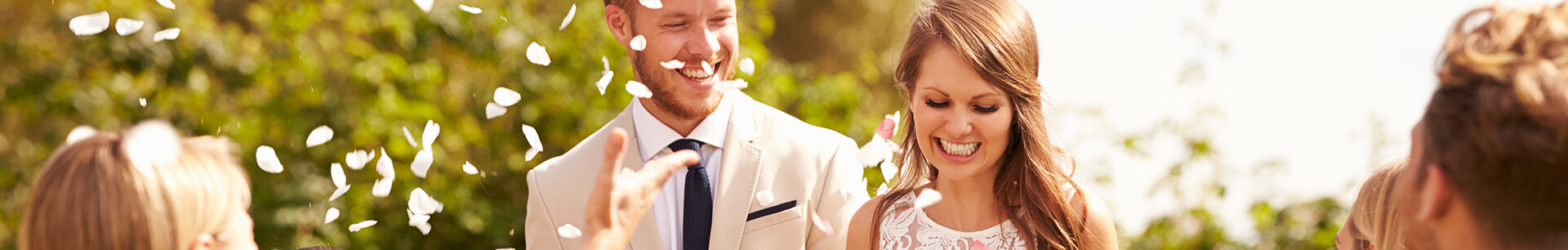 Bewertung der Hochzeitsfeier im KamperHof